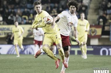 Resultado Salzburgo - Villarreal (1-3)