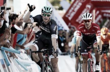 Sam Bennett, primera etapa y liderato en Turquía | Fuente: Zimbio