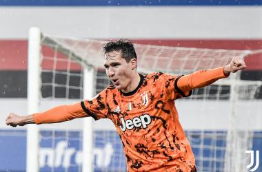 Serie A - Juve terza con Chiesa e Ramsey: 0-2 alla Samp