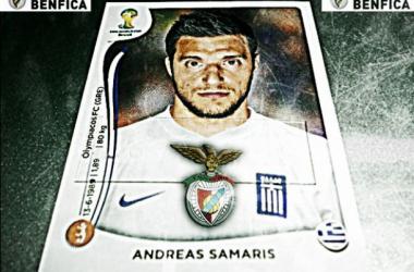 Samaris assina pelo Benfica a troco de 9 milhões de euros