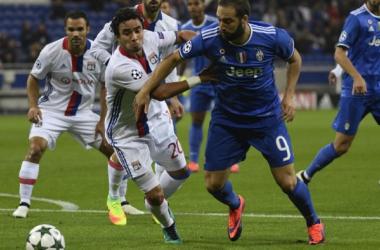 Champions League - Tra la Juve e la qualificazione c'è solo il Lione