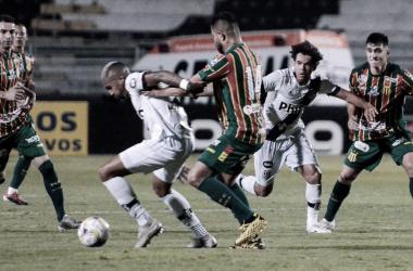 Sampaio Corrêa 1 a 0 Ponte Preta (AA Ponte Preta / Divulgação)