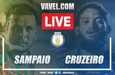 Gols e melhores momentos Sampaio Corrêa 0x1 Cruzeiro pela Série B