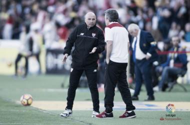 """Triunfo vital del Sevilla, a """"lo Emery"""""""