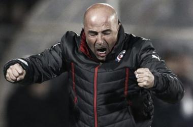 Sampaoli llegó a la Selección Chilena en 2013. Disputó un Mundial en 2014 y ganó la Copa América 2015. (FOTO: infobae.com)