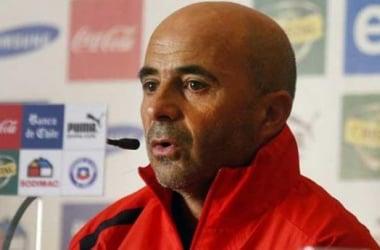 "Sampaoli: ""Chile jugará con once Kamikazes"""
