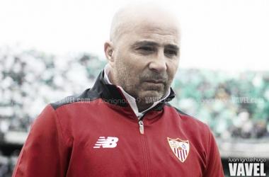 """Sampaoli: """"El Betis ha sido uno de los equipos que más daño nos ha hecho"""""""