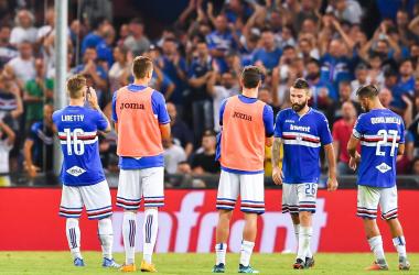 Sampdoria, una sconfitta all'ultimo che brucia