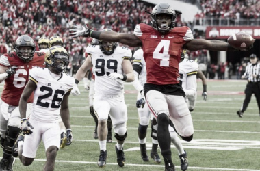 "#3 Ohio State claim enthralling 2OT victory over #2 Michigan in ""The Game"""