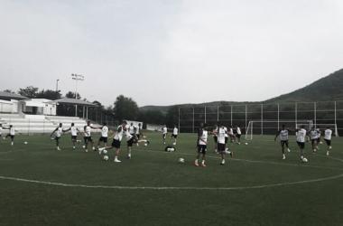 Foto: Vinicios Oliveira/Santos FC