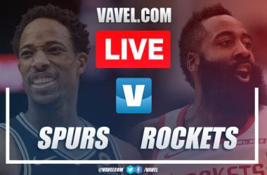Full Highlights: Spurs 128-114 Rockets, 2019 NBA Preseason