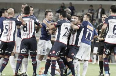 Cruzeiro empata com o San Lorenzo e deixa a Libertadores