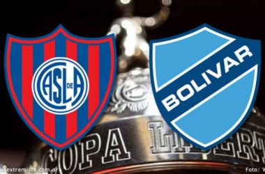 Imagen: San Lorenzo frente a Bolívar, ¿Quién ganará?.