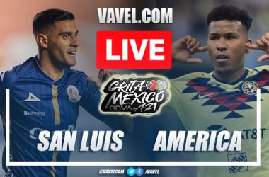 Goal and Highlights: Atletico de San Luis 0-1 America in Liga MX 2021