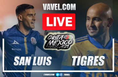 Goals and Highlights: Atletico San Luis 0-3 Tigres in Liga MX