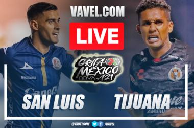 Goals and Highlights: Atletico San Luis 4-1 Tijuana in Liga MX 2021