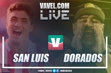Goles y resumen Gran Final de Ascenso MX: campeón Atlético de San Luis 1-0 Dorados