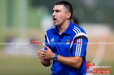 """Igor San Miguel: """"Pudimos hacernos con la victoria"""""""