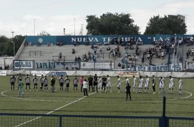 Telmo y Suárez, récord: cuatro goles en los primeros ocho minutos | Foto: Huaman Sosa