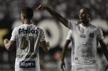 (Foto: Reprodução/ Twitter Santos)