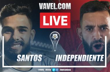 Gols e melhores momentos Santos x Independiente pela Copa Sul-Americana (1-0)