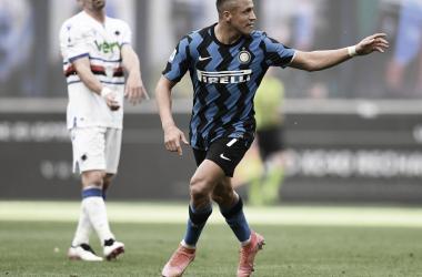 Internazionale 5 a 1 Sampdoria (Serie A / Divulgação)