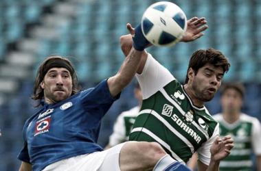 Cruz Azul le da la vuelta y derrota a Santos
