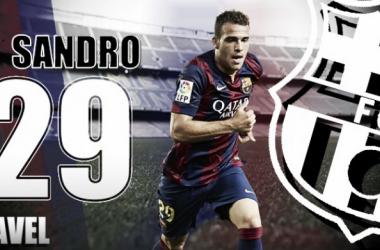 Anuario VAVEL FC Barcelona 2016: Sandro Ramírez, salir para ascender como goleador