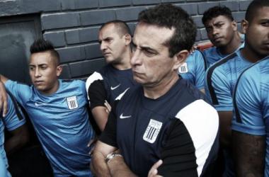 Sanguinetti es D.T de Alianza Lima desde 2014. Foto: depor.pe