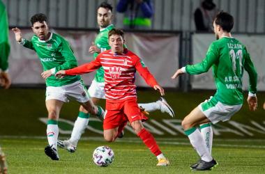 AD San Juan – Granada CF: puntuaciones del Granada, primera ronda de Copa del Rey