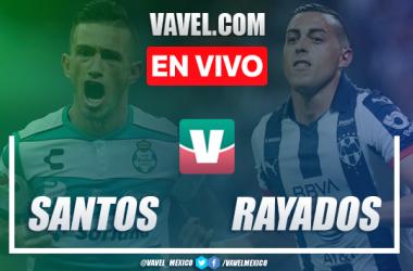 Resumen y video goles: Santos 1-1 Monterrey en Liguilla MX 2019