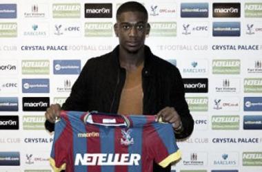Sanogo se marcha cedido al Crystal Palace
