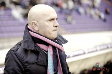 Luis César Sampedron. Foto: LaLiga