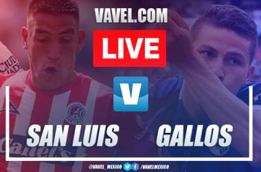 Goals and Highlights:Atlético San Luis 0-2 Querétaro in Liga MX 2019