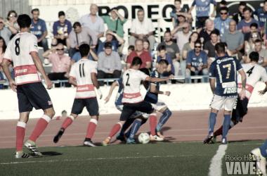 El Sanse, en uno de sus últimos partidos (Foto: vavel.com)