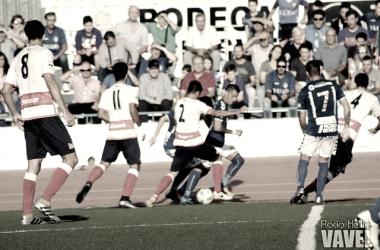 El Sanse, en uno de sus últimos partidos (Foto: Rocío Hellin- vavel.com)
