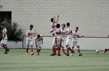 Sanse 1-2 Cultural Leonesa: victoria sin ilusión