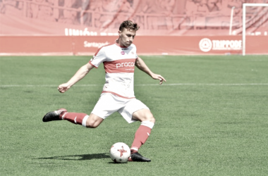 Bogdan, jugador del Sanse. (Foto: Deborah Iraurgui ud-sanse.com)