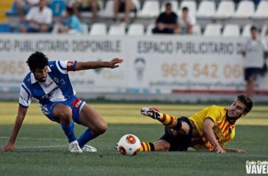 UE Sant Andreu - CD Alcoyano: