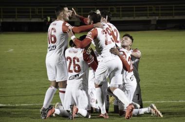 Primera victoria en Copa BetPlay para Independiente Santa Fe