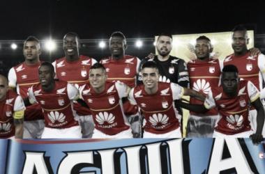 Santa Fe ya tiene sus 16 convocados para el partido de vuelta ante Atlético Junior