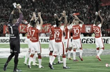 Opaco inicio 'cardenal' en la Copa Sudamericana