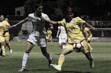 Santa Fe no pudo ante Audax Corinthians y resignó su clasificación a semifinales. | Foto: CONMEBOL