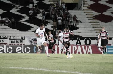 Santa Cruz empata com Rio Branco-ES em atuação ruim, mas se classifica na Copa do Brasil