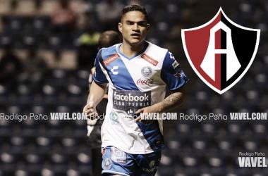 Anderson Santamaría, cuarto refuerzo de Atlas para el Clausura 2019
