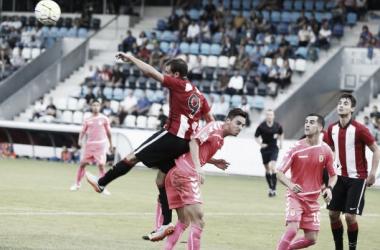 Portugalete pondrá el punto final a la pretemporada del Bilbao Athletic