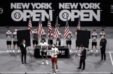 Foto vía: New York Open.