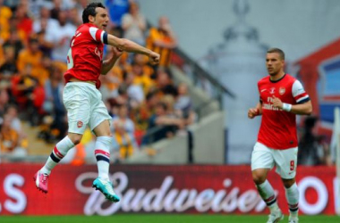 End of trophy drought ends Arsenal pressure
