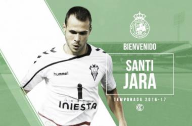 Santi Jara, primer fichaje invernal del Racing