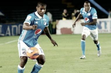 Santiago Mosquera at Millonarios. | Photo: As Colombia